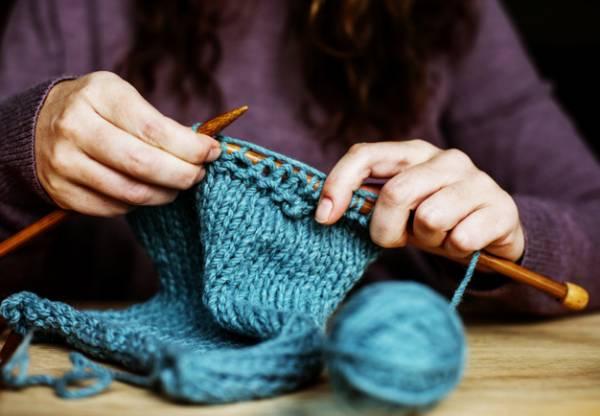 آموزش بافندگی با میل به ساده ترین شکل ممکن