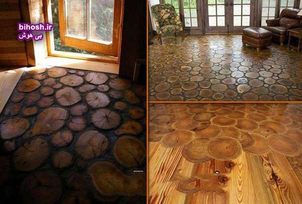 چند دکوری دست ساز چوبی برای تزئین و دکوراسیون منزل