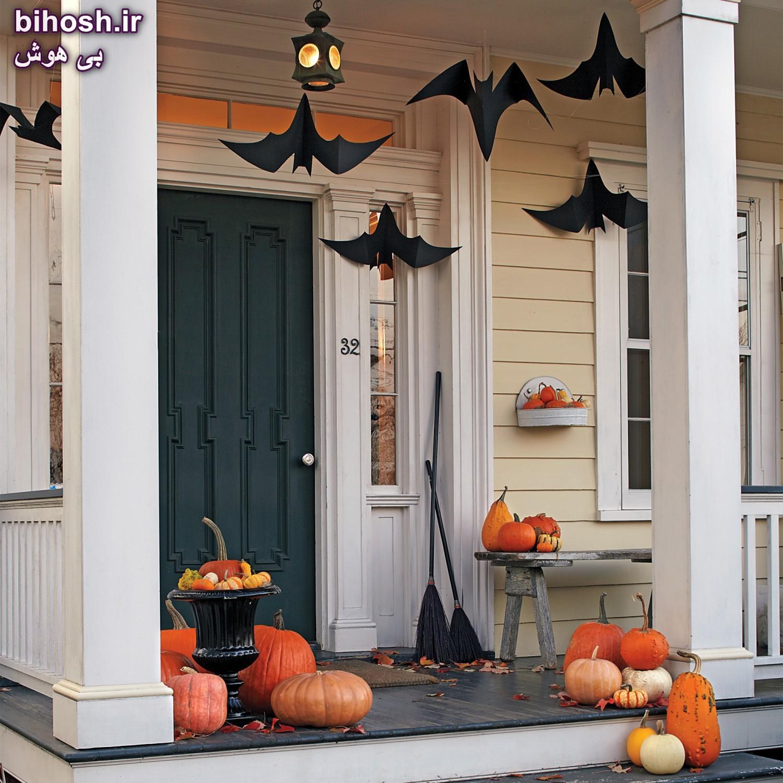 با نزدیک تر شدن هالووین منزلتان را تزیین کنید