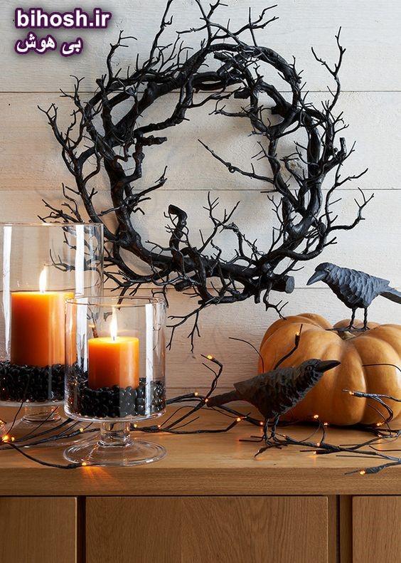 تزیینات جشن هالووین