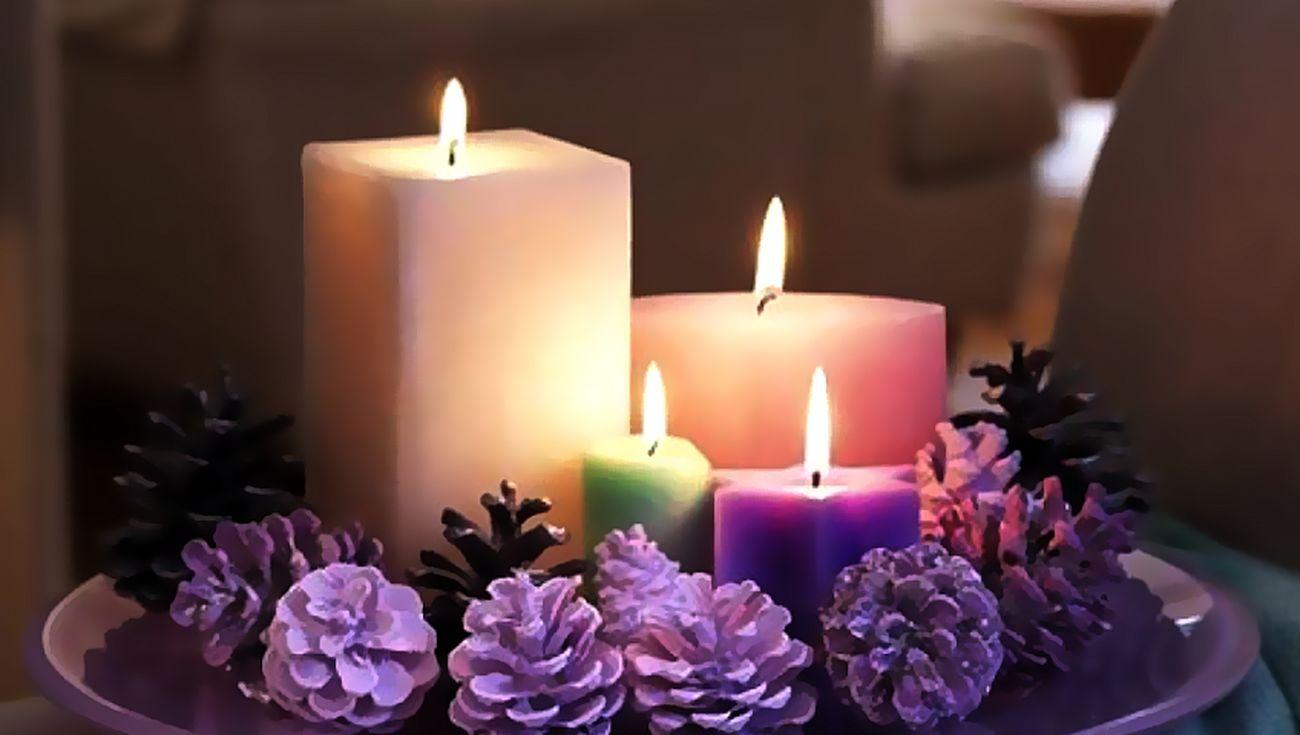 آموزش تصویری شمع سازی
