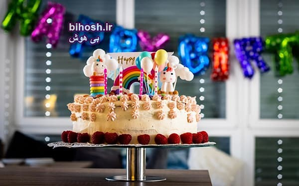 اس ام اس و پیام تبریک تولد