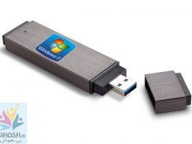 آموزش نصب ویندوز7 با فلش