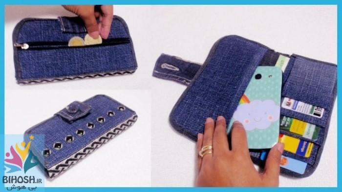 کسب در آمد با ساخت کیف دست ساز