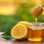 عسل و آبلیمو برای سلامتی