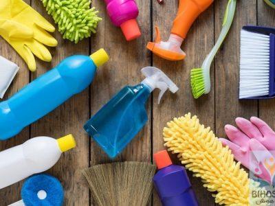 ترفند هایی برای تمیز کردن منزل