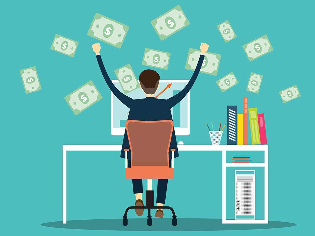 8 شغل اینترنتی پولساز و پردرآمد در سال 1400