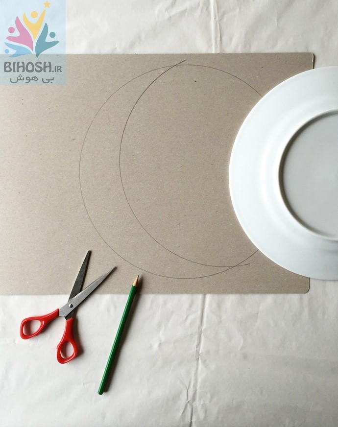 آموزش درست کردن لامپ خواب فانتزی اتاق بچه