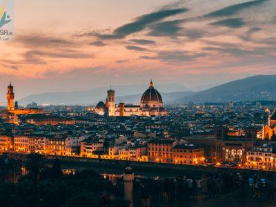 گردشگری در فلورانس ایتالیا