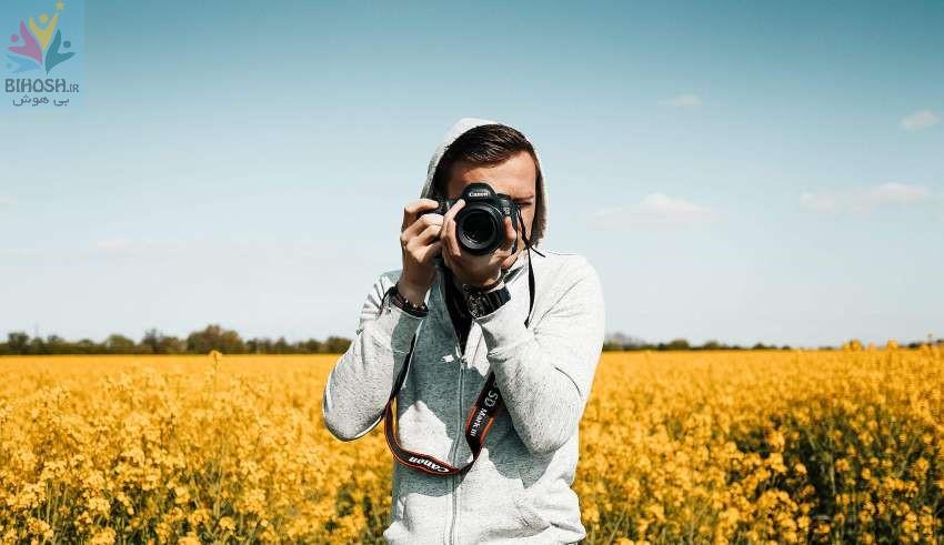 آموزش تکنیک و نکات اولیه عکاسی