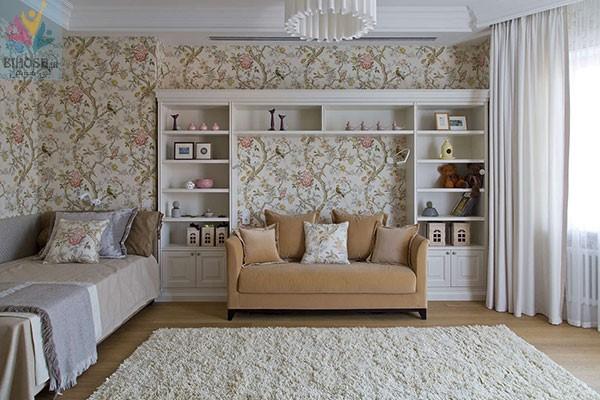طراحی، نقاشی و تزیین دیوار اتاق خواب کودک
