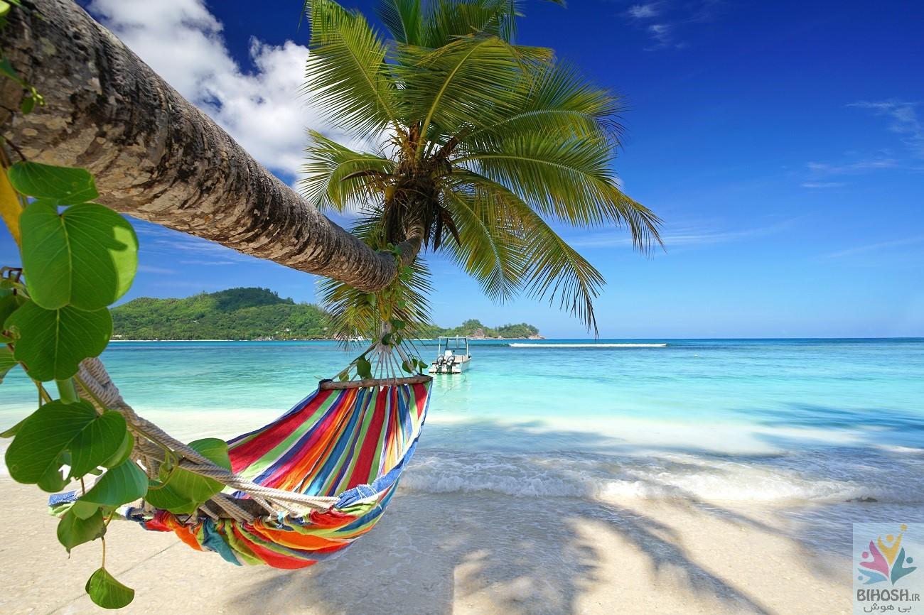 معرفی 9 جزیره زیبای دنیا