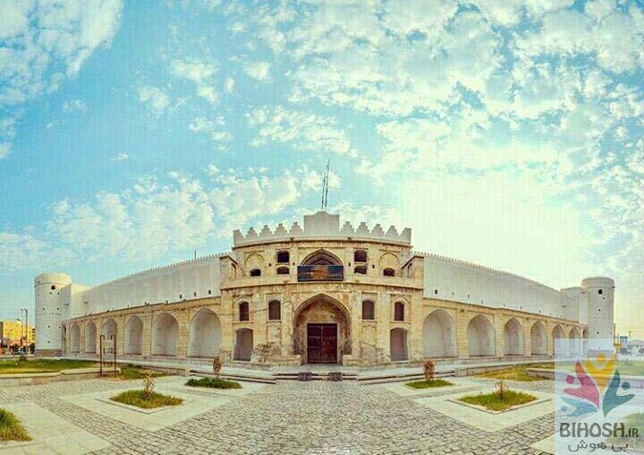 9 قلعه معروف و گردشگری ایران