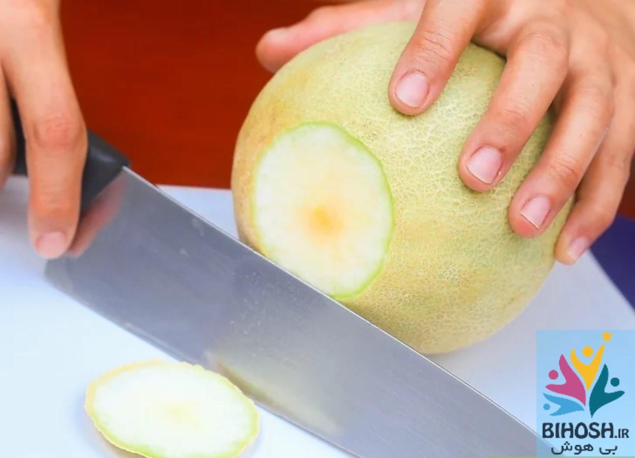 ایده های آموزش میوه آرایی