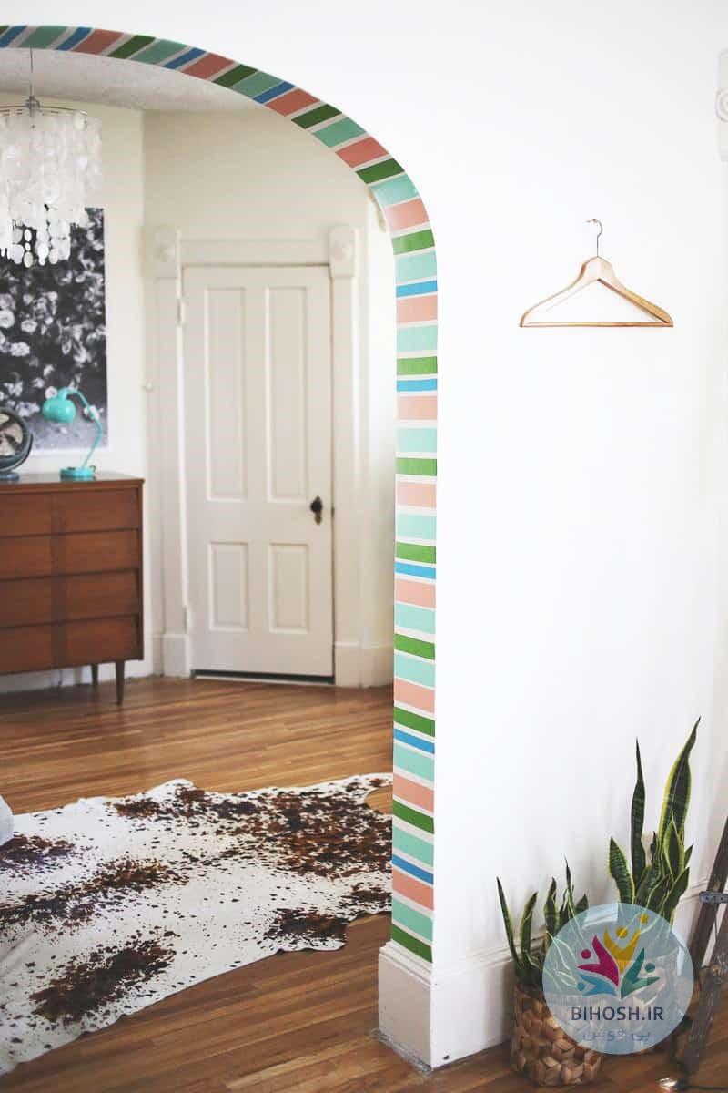 20 ایده برای دکوراسیون خانه های اجاره ای