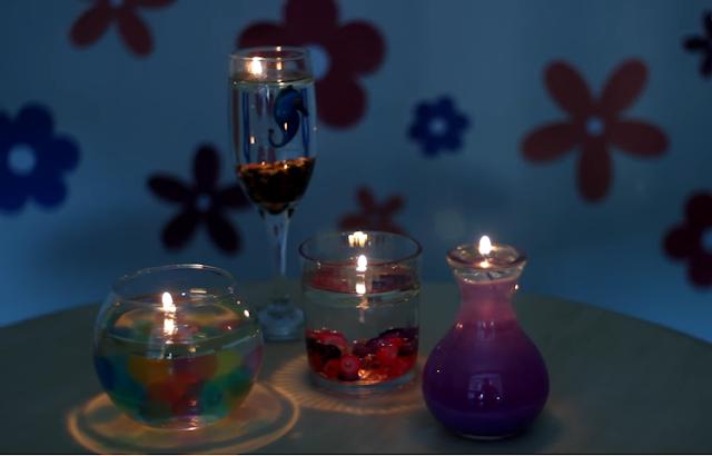 شمع سازی خلاقانه