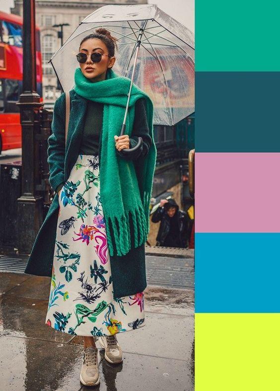 14 ترکیب رنگ جذاب