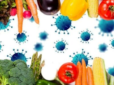 رژیم غذایی مبتلایان به کرونا