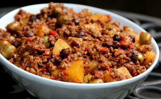 طرز تهیه خوراک پیکادیلو مکزیکی
