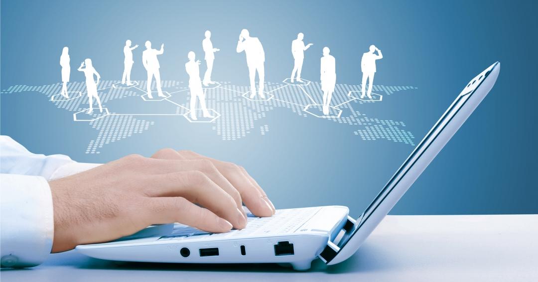ایجاد کسب و کارهای آنلاین