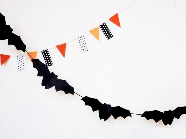 10 تزیین سریع و آسان برای هالووین