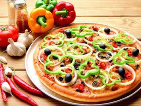 طرز تهیه پیتزای خانگی